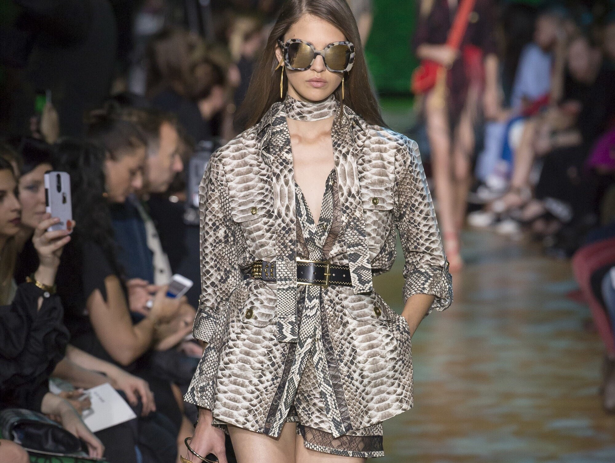 The Snake Skin Trend of 2018
