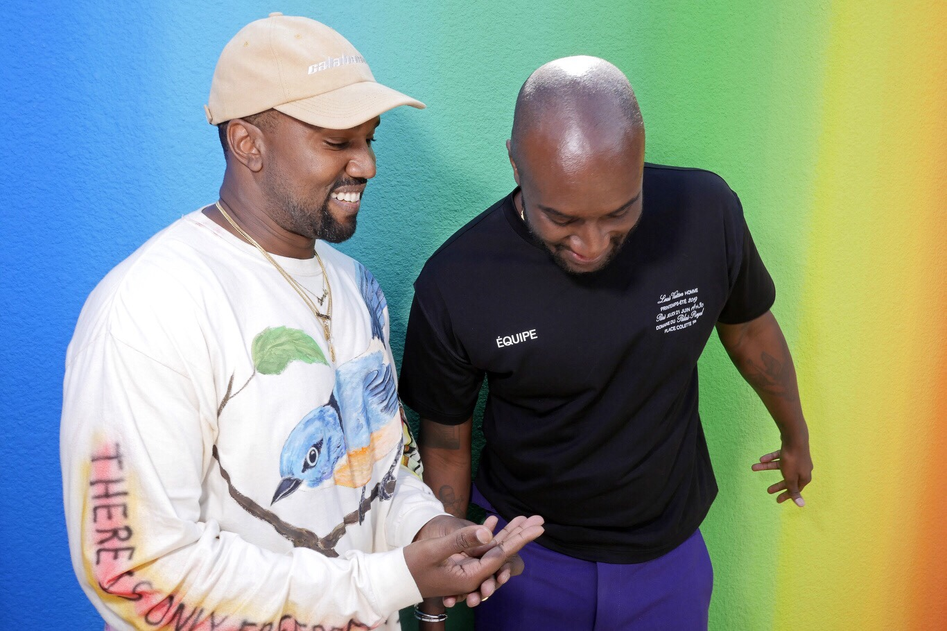 Virgil Abloh – Louis Vuitton SS19 review