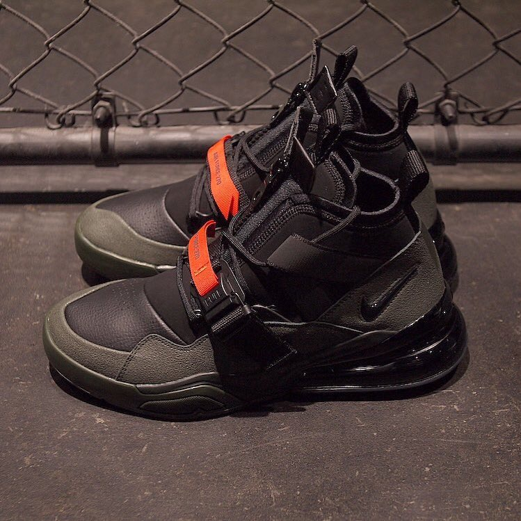 6141f8f2fee9 REVIEW – Nike 270 Utility Review- Air Max Tech wear fusion for the masses